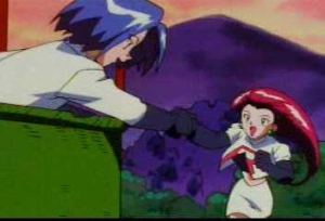 The Team Rocket fanfiction is safe, don't worry.