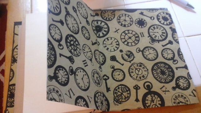 Arche Endpapers