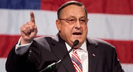 Not SAYING Paul LePage is the man this song is about, but....